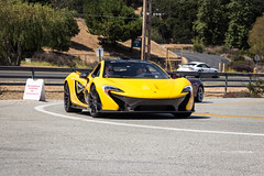 Yellow (Hunter J. G. Frim Photography) Tags: supercar car week 2017 carweek mclaren p1 hybrid hypercar rare limited carbon wing blue yellow burton volcano v8 british mclarenp1 volcanoyellow