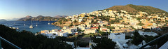 Panteli, Leros / Λέρος (Luigi Rosa) Tags: leros λέροσ grecia greece panorama panteli asterias sunrise