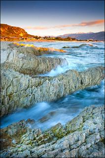 Limestone Daybreak