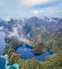 Philippines - Barracuda Lake (Leni Sediva) Tags: philippines landscape lake barracuda elnido nido coron asia seasia drone dji mavicpro mavic air airphotography czechoutmytravels czechgirl canon clouds nature backpacking background bucketlist island holidays hiking islandhopping mountains beach lonelyplanet