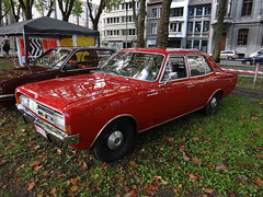 Opel Rekord (Jack 1954) Tags: car opel old ancêtre classiccar