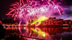 Fêtes de Wallonie 2017 (YᗩSᗰIᘉᗴ HᗴᘉS +8 000 000 thx❀) Tags: firework fireworks feudartifice feu wallone namur water night belgium belgique hensyasmine