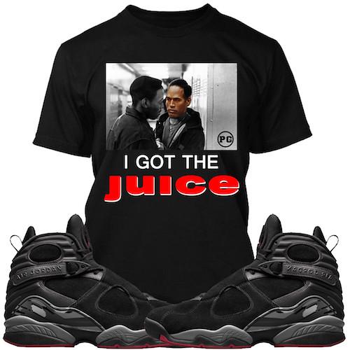 da08913e4dc5 Jordan 8 Cement Sneaker Tees Shirts (XGEAR101) Tags  jordan 8 8s air sneaker