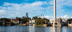 In the wake of hurricane Irma, still an impressive SeaWorld Orlando landscape (kuntheaprum) Tags: seaworldorlando seaworld shamu killerwhale dolphin nikon d750 vacation