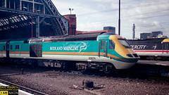 43074 (dave hudspeth photography) Tags: railway train nostalga diesel track transport britishrail iconic davehudspethgrey red blue gner crewe york newcastle