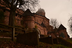 Castillo Haut-Koeningsbourg (estibalizguinea2) Tags: castillo francia alsacia