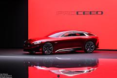Kia ProCee'd Concept (Ugo Missana - www.ugomissana.fr) Tags: kia conceptcar proceed