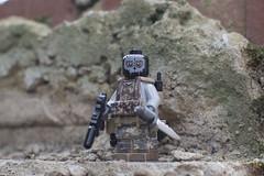 Spectre (LegoInTheWild) Tags: moc afol lego minifigure sidan brickarms brickforge