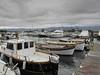 OK PUBB DSCN6569 (FaSaNt) Tags: boat ship sea bocca di magra seaport weather rainy stormy
