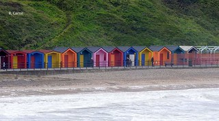 Saltburn by The Sea North Yorkshire uk