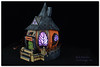 haunted house (BobButcher) Tags: hauntedhouse halloween papercrafts tina hobby nikon d7000 nikkor35mmf18 studio studiolights
