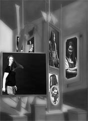 17-365 (lechecce) Tags: 2017 abstract portraits blackandwhite art2017 sharingart artdigital netartii nikonflickraward flickraward trolled digitalarttaiwan awardtree