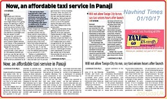 Affordable Taxigo service in the City (joegoaukextra3) Tags: joegoauk goa taxi taxigo