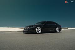 Render Lexus GS350 FF550