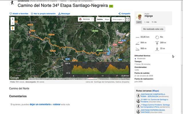 123_Hiszpania_Santiago de Compostella-Negreira+