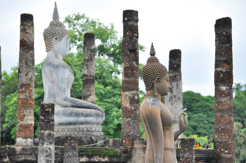 sukhothai - thailande 38