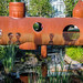 2017 - Vancouver - Hinge Park Sewer Pipe Sculpture Bridge