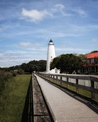 Lighthouse at Ocracoke on the Outer Banks. (sphaisell) Tags: instagram ifttt