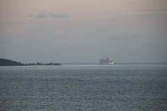 Norwegian Breakaway in Bermuda Channel (Curb Crusher) Tags: cruiseship norwegianbreakaway bermuda