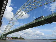 1708 North of England (298) (ian262) Tags: cheshire manchestershipcanal rivermersey runcorngap silverjubileebridge