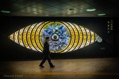 新宿の目 - The Eye of Shinjuku (Sparkling World) Tags: 目 新宿区 nikon d800 japon 東京 日本 shinjuku japan tokyo shinjukuku tōkyōto jp 新宿駅