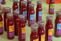 The Foraging Fox: Beetroot Ketchup (Tony Worrall) Tags: ©2017tonyworrall images photos photograff things uk england food foodie grub eat eaten taste tasty cook cooked iatethis foodporn foodpictures picturesoffood dish dishes menu plate plated made ingrediants nice flavour foodophile x yummy make tasted meal nutritional freshtaste foodstuff cuisine nourishment nutriments provisions ration refreshment store sustenance fare foodstuffs meals snacks bites chow cookery diet eatable fodder glass bottles goods buy label sell bought foraging fox beetroot ketchup