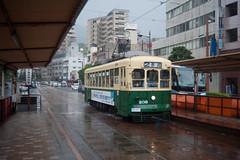 Nagasaki tram (1) (White_Dragon_09) Tags: angenieux retrofocus 3525 r1