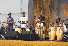 Adonis y Osain del Monte (2017) 01 (KM's Live Music shots) Tags: worldmusic cuba rumba adonisyosaindelmonte neworleansjazzheritagefestival bluestent fairgroundsracecourseneworleans