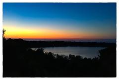 Dusk - Scargo Lake (Timothy Valentine) Tags: 2017 clichésaturday sunset large 0817 lake dennis massachusetts unitedstates us