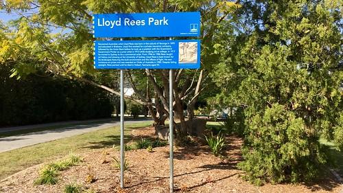 Lloyd Rees Park, Yeronga, Brisbane