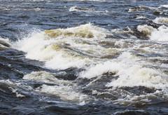 (helena.e) Tags: helenae semester vacation ålga husbil motorhome norrland water vatten torneälv älv kukkolaforsen vågor waves våg wave haparanda