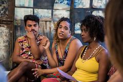 Encontro das favelas