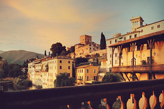 * (clo dallas) Tags: bassanodelgrappa pontedeglialpini italy paesaggio landscape tramonto sunset sky clouds outdoors river rivegauche fiume brenta canon5dmarkiii inexplore explore