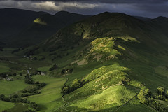 Gorgeous Light (See-Through-My-Lens) Tags: lake district sunrise mountains hills landscapes views canon wilderness ngc
