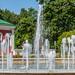 Fountains In Park Kadriorg