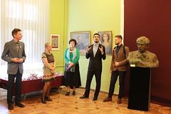 #ЛюдкевичФест Відкриття виставки (Collegium Musicum Lviv) Tags: людкевич людкевичфест фестиваль музика живопис галерея львів галичина music festivalexhibitioncollegiummusicum