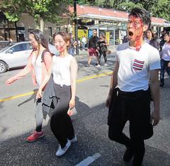 IMG_2314 (vancouverbyte) Tags: vancouver vancouverbc vancouvercity vancouverzombiewalk2017 zombiewalk