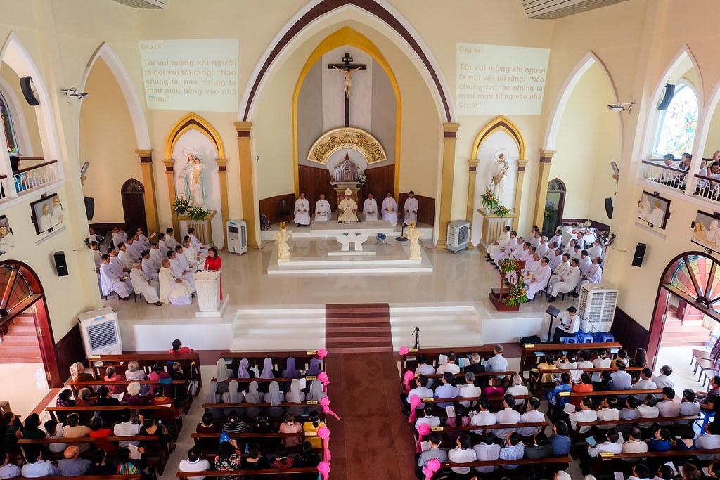 Thánh lễ tạ ơn khánh thành nhà thờ Hòa Cường – Giáo phận Đà Nẵng - Ảnh minh hoạ 20