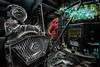 Ghost in the Machine (Jeff Rowton) Tags: lightpainting nuclear machinery ghostinthemachine sureal eerie haunted industrial dark