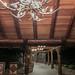 Entrance to Whiteface Lodge, Lake Placid, NY
