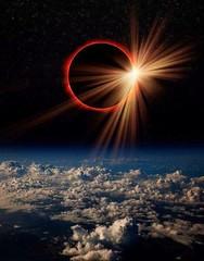 Solar Eclipse 2017 (moonpiedumplin) Tags: 2017 solar eclipse total moon sun planet universe god heaven jesus glory power nasa earth shadow space galaxy