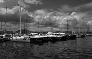 Boats in Saint-Tropez