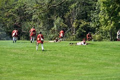 DSC_4487 (Mark Morello) Tags: brownsraid fortticonderoga newyork ticonderoga lakechamplain lakegeorge encampment battle reenactment revolutinarywar 1777 britishregulars vermontstateregulars mountdefiance gerrmans usa