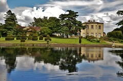 Thorp Perrow House (stavioni) Tags: thorp perrow house bedale north yorskshire reflection