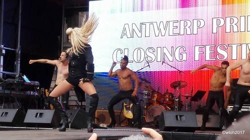 Antwerp Pride Closing Festival 2017
