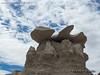 Bisti Badlands-53 (jamesclinich) Tags: bisti badlands danazin wilderness farmington newmexico nm jamesclinich handheld availablelight desert sky landscape rock hoodoo clouds adobe photoshop topaz denoise detail