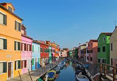 Burano Venice 022 (Sanyam Bahga) Tags: d60 1855 italy veneto venetianlagoon burano housing water canal