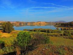 El Chorro (Málaga) (sebastiánaguilar) Tags: 2014 elchorro málaga andalucía españa paisajenaturaleza lagos pantanos montañas