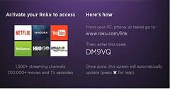 How to get a New Roku link Code? (Roku Activation Code) Tags: roku activation setup