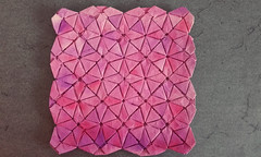 Cardinal - Arseniy (Monika Hankova) Tags: origami tessellation arseniy